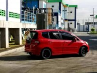 Selling Red Honda Jazz 2005 in Manila