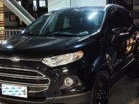 Black Ford Ecosport 2016 for sale in Muntinlupa
