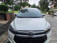 White Toyota Innova 2018 for sale in Muntinlupa City