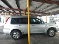 Sell Silver 2005 Nissan X-Trail in Quezon City