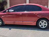 Selling Red Honda Civic 2007 in Manila