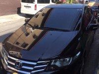 Black Honda City 2013 for sale in Manila