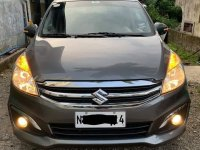 Sell Grey 2018 Suzuki Ertiga in Valenzuela