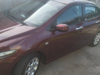 Sell Red 2014 Honda City in Laguna