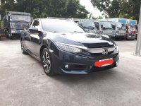 Sell Black Honda Civic in Quezon City