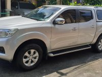 Selling Silver Nissan Navara 2017 in Quezon City