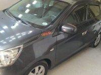 Black Mitsubishi Mirage 2015 for sale in Malolos