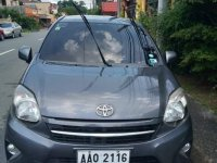 Grey Toyota Wigo for sale in Marikina