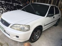 Pearl White Honda City for sale in Caloocan