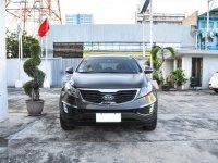 Black Kia Sportage for sale in Quezon