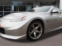 Silver Nissan 370Z 2011 for sale in Taguig