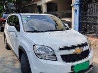 White Chevrolet Orlando for sale in Malvar