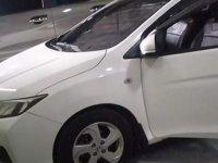 Pearl White Honda City 2016 for sale in Marikina