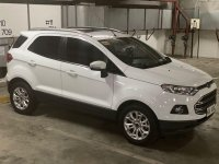 Pearl White Ford Ecosport 2017 for sale in Manila
