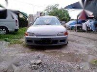 Sell Silver 1994 Honda Civic in Caloocan