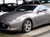 Silver Nissan 370Z 2009 for sale in Pasig