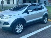 Silver Ford Ecosport 2017 for sale in Manila