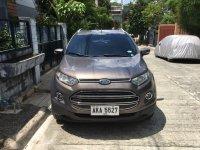 Sell Silver 2015 Ford Ecosport in Marikina