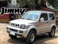 Grey Suzuki Jimny 2012 SUV for sale in Marikina