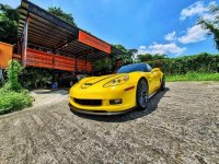 Yellow Chevrolet Corvette 2011 for sale in Quezon City