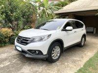 Sell White Honda Cr-V in Manila