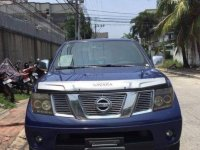 Blue Nissan Navara for sale in Mandaluyong