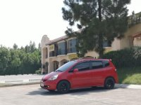 Sell Red Honda Jazz in Manila