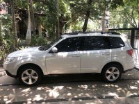 Sell Pearl White Subaru Forester in Manila