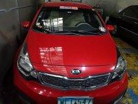 Red Kia Rio for sale in PSEC