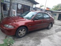 Sell Red Honda Civic in Angeles