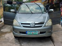 Selling Silver Toyota Innova in Cainta