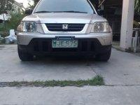 Selling Silver Honda Cr-V in Manila