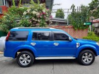 Blue Ford Everest for sale in Manila
