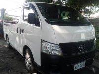 Selling White Nissan Nv350 urvan in Manila