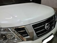Selling White Nissan Patrol royale in Quezon City