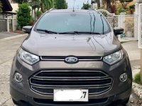 Silver Ford Ecosport 2014 for sale in Manila