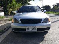 Silver Nissan Sentra for sale in Parañaque