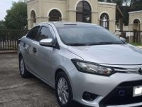 Silver Toyota Vios for sale in Pulong
