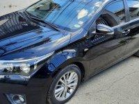 Sell Black 2014 Toyota Corolla in Bauan