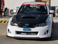 Sell White 2008 Subaru Impreza Wrx in Parañaque