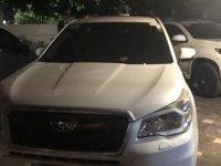 Sell White Subaru Forester 2013 in Manila