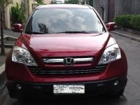 Selling Red Honda CR-V 2015 in Quezon City