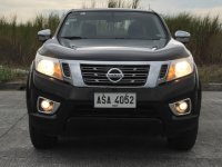 Black Nissan Navara 2015 for sale in Las Piñas