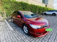 Sell Red Honda Civic in Quezon City