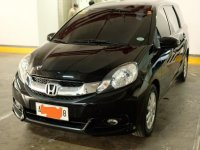 Black Honda Mobilio for sale in Manila