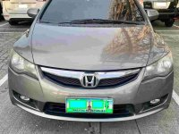 Grey Honda Civic for sale in Quezon City