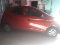 Selling Red Hyundai Eon in Quezon City