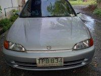 Selling White Honda Civic in Antipolo