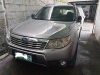 Pearl White Subaru Forester for sale in Manila