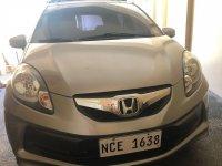 Selling Silver Honda Brio in Quezon City